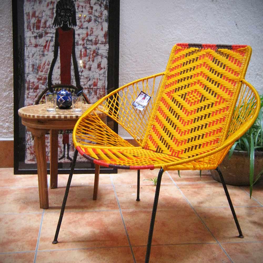 La dame du jardin: Muebles de jardín – Angata Arte Africano